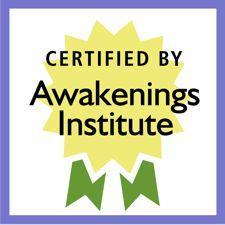 Certified by Awakenings Institute