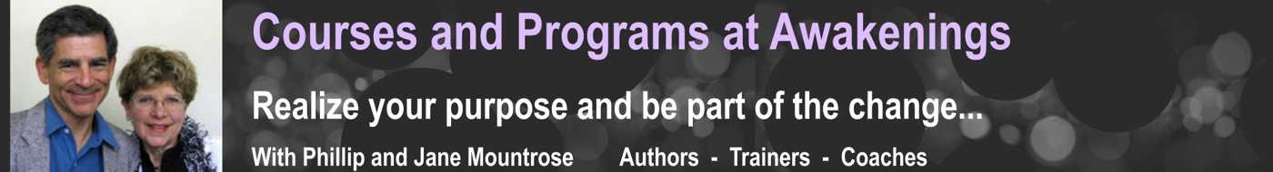 Courses and Programs at Awakenings Institute