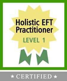 Certified Holistic EFT Practitioner
