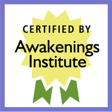 Certified by Awakenings Institute